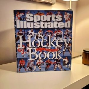 🌺 3x$25 🌺The Hockey Book from Sports Illustrated